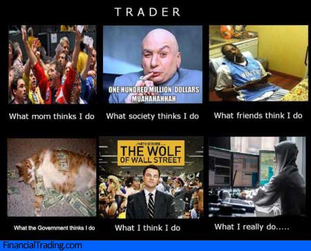 What Traders Do