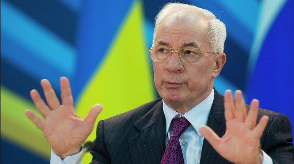 Prime Minister of the Ukraine, Mykola Azarov