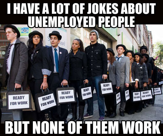 Unemployed People
