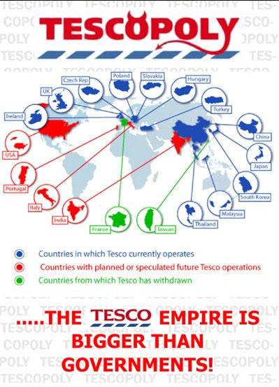 Tesco Empire