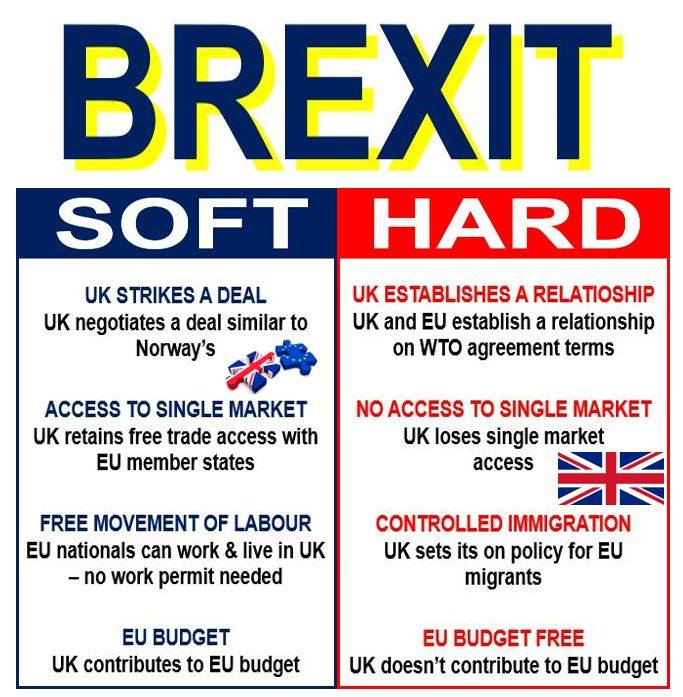 Hard or Soft Brexit?